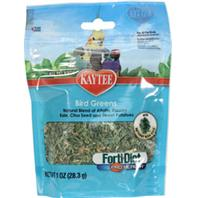Kaytee Products - Foraging Treat Bird Greens - All Birds - Chia/Sweet Pota - 1 oz