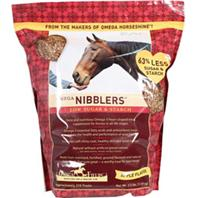 Omega Fields - Omega Nibblers Low Sugar And Starch - Apple - 3.5 Lb