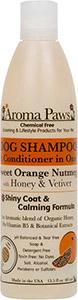 Aroma Paws - Orange Nutmeg Vetiver - Shampoo - 13.5 oz