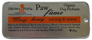 Aroma Paws - Orange Nutmeg Vetiver - Pawfume: Dog Perfume