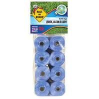 Bramton - Blue Bag Refill Pack - Blue - 140 Count