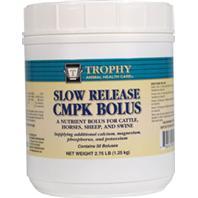 Pet AG - Slow Release Cmpk Bolus - 50 Count
