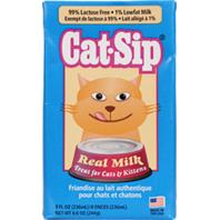 Pet AG - Catsip Real Milk Treat For Cats & Kittens - 8 OZ