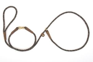 Mendota Pet - Small Swivel Slip Lead - Camo - 3/8 Inch x 6 Feet