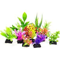 Aquatop Aquatic Supplies - Plant Power Pack - Assorted - 12Pack/7 Inch