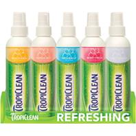 Tropiclean - Acrylic Shampoo Display - Green - 30 Piece