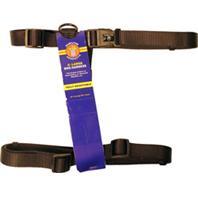Hamilton Pet - Adjustable Dog Harness - Black - Extra Large