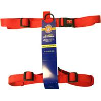 Hamilton Pet - Adjustable Dog Harness - Red - Extra Large