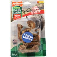 Nylabone - Healthy Edibles Wild Bison 8 Pack - Small