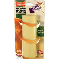 Nylabone - Dura Chew Animal Part Alternative Marrow - Beef - Large