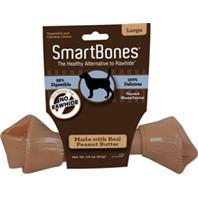 Petmatrix - Smartbone Value Single - Peanut Butter - Large/24 Piece