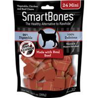 Petmatrix - Smartbones - Beef - Mini/24 Pack