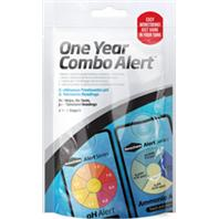 Seachem Laboratories - Alerts Combo Pack - 1 Year