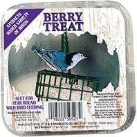 C And S Products - Berry Treat Picture Label - 11 oz