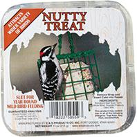 C And S Products - Nutty Treat Picture Label - 11 oz