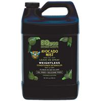 Eqyss Grooming Products - Avocado Mist Weightless Conditioner Detangler - 1 Gallon