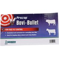 Chemtech - Prozap Bbovi-Bullet For Face Fly Control - White - 18 Inch