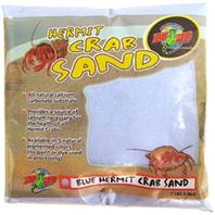 Zoo Med - Hermit Crab Sand - Blue - 2 Lb