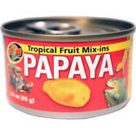 Zoo Med - Tropical Fruit Mix-Ins - Papaya - 3.4 oz