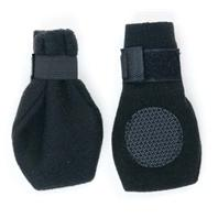 Ethical Fashion-Seasonal - Arctic Fleece Boots - Black - Extra Small