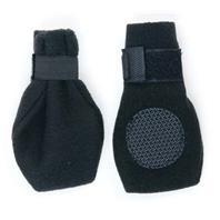 Ethical Fashion-Seasonal - Arctic Fleece Boots - Black - Small