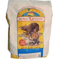 Sunseed Company - Vita Hamster & Gerbil Formula - 25 Lb