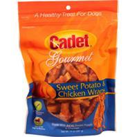 Ims Trading Corp - Cadet Gourmet Wraps - Sweet Potato/Chicken - 14 oz