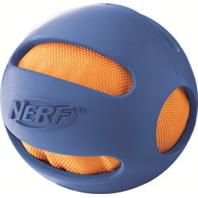 Nerf Products / Gramercy - Nerf Bash Crunch Ball - Orange - Large