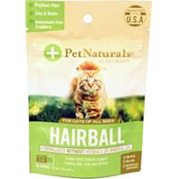 Pet Naturals Of Vermont - Hairball For Cats - Chicken Liver - 30 Count