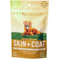 Pet Naturals Of Vermont - Skin + Coat Chews For Dogs - Chicken - 30 Count