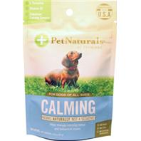 Pet Naturals Of Vermont - Calming Chew For Dogs - Chicken Liver - 30 Count