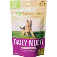 Pet Naturals Of Vermont - Daily Multi Chews For Dogs - Chicken - 30 Count