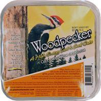 Pine Tree Farms - Birdwatchers Best Suet Cake - Woodpecker - 11 oz