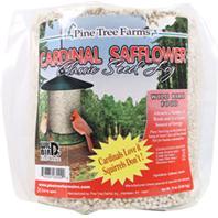 Pine Tree Farms - Cardinal Safflower Classic Seed Log - 72 oz