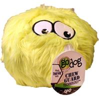 Quaker Pet Group - Godog Furballz With Chew Guard - Lime - Large