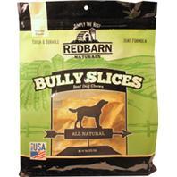 Redbarn Pet Products - Bully Slices Beef Dog Chews Joint Formula - Vanilla - 9 oz