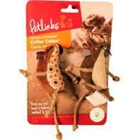 Worldwise - LilCritters Mice With Rope Legs - 2 Pack