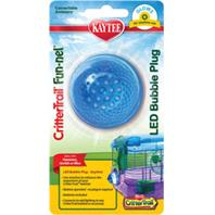 Super Pet - Crittertrail Led Bubble Plug Add-On Light - Day Blue