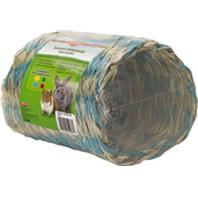 Super Pet - Color Nest Tunnel Hideaway - Assorted - Large