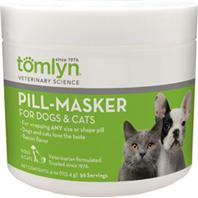 Tomlyn Products - Pill-Masker Original For Cats & Dogs - Bacon - 4 oz
