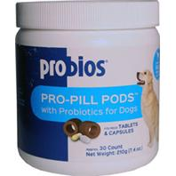 Vets Plus - Pro-Pill Pods With Probiotics For Large Dogs - Peanut Butter - 30 Count