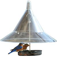 Arundale Products, Inc. - Mandarin Squirrel-Away Hanging Baffle - Clear