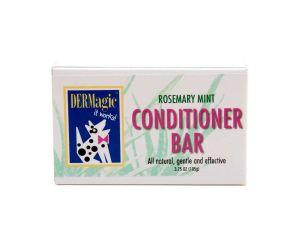 Mendota Pet - DERMAGIC- Organic Conditioner Bar - Rosemary Mint - 3.5 oz