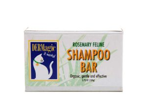 Mendota Pet - DERMAGIC- Feline Organic Shampoo Bar - Rosemary - 3.5 oz