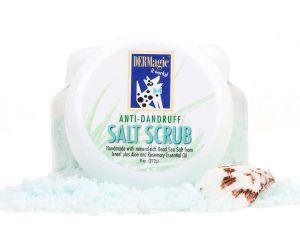 Mendota Pet - DERMAGIC- Anti-Dandruff Dead Sea Salt Scrub - 1/2 lb