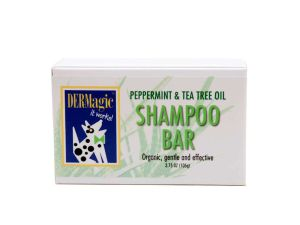 Mendota Pet - DERMAGIC- Sensitive Skin Shampoo Bar - Rosemary - 3.5 oz