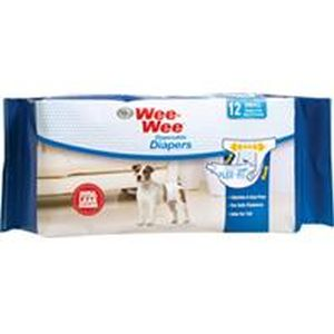 Four Paws - Wee-Wee Disposable Diapers