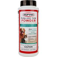 Durvet - Flea And Tick D - No Bite Flea/Tick Powdr