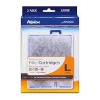 Aqueon Products-Supplies - Aqueon Filter Cartridge - Large - 3 Pack