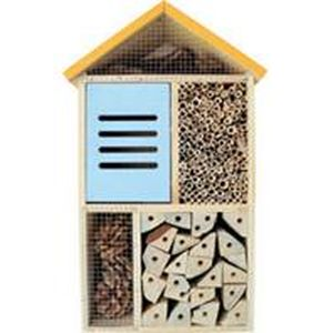 Natures Way Bird Prdts - Five Chamber Deluxe Beneficial Insect House
